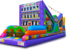 30 Ft Fun House Obstacle Course $349 PROMO From $399