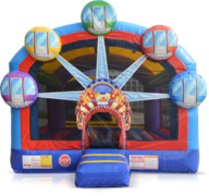 Ferris Wheel Jumper $199 PROMO From $329!