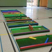 Kids Mini Golf Course (9 holes)