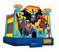Superhero Bouncy Castle $199 PROMO From $219