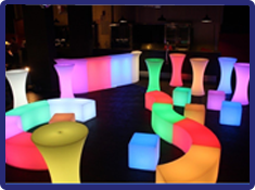 Led Event Furniture