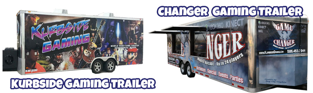 Video Gaming Trailers