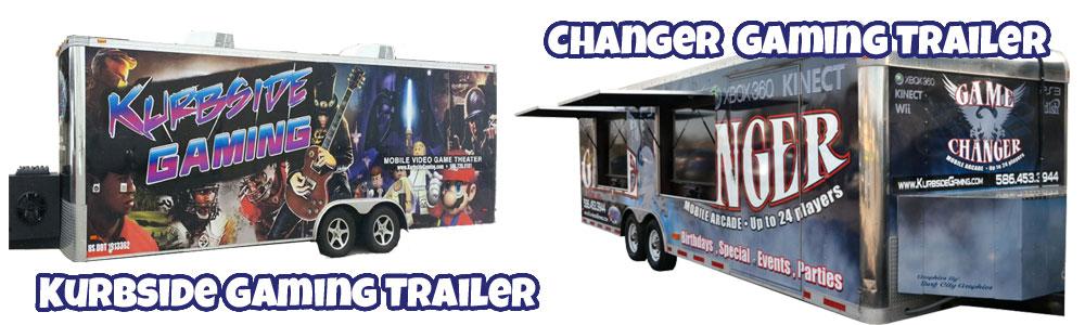 Video Gaming Truck Rental