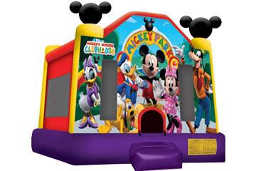 Micky Mouse Bounce House
