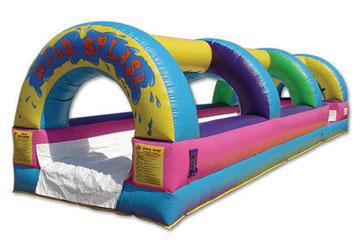 Wild Splash Slip & Slide Rental