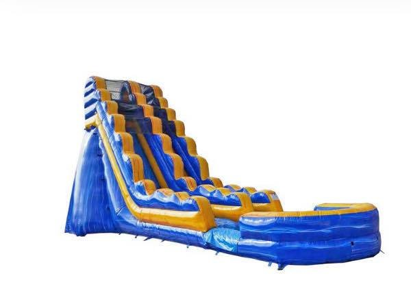 19' Melting Arctic Water slide