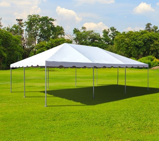 20 x 30 Frame Tent Package#4