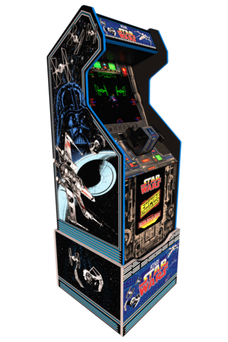 The Star Wars™ Home Arcade Cabinet