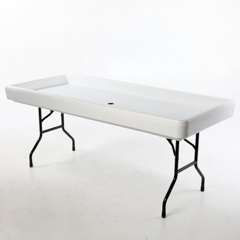 6FT Chill-n-Fill Table