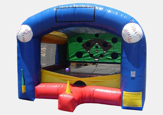 Inflatable Baseball Abr Party Rentals Llc Water Slide
