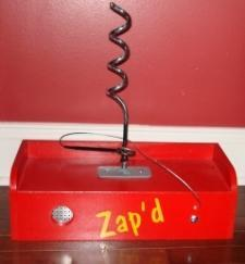 Zapped Carnival Game