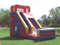 $345 Giant 18' Water Slide