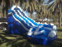 $345 Colossal Wave II Water Slide