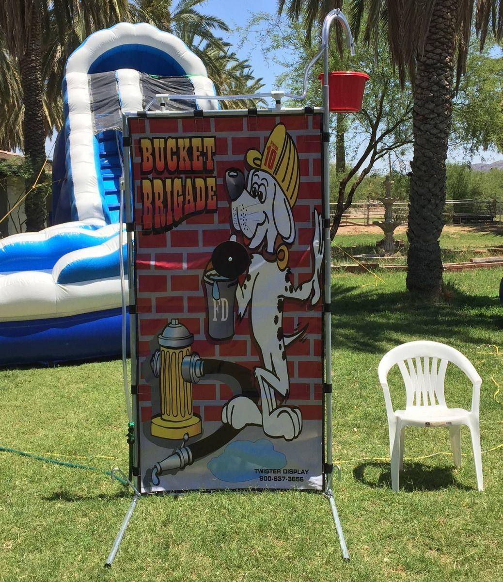 Big Splash Water Game Rental