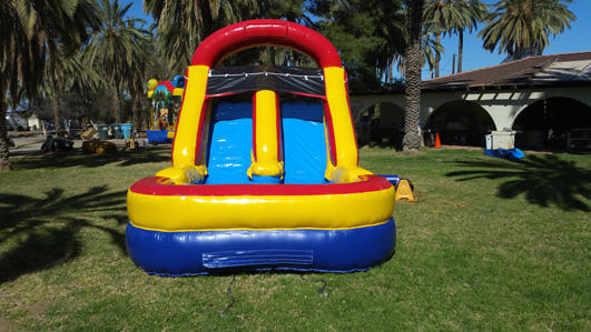 Double Lane Water Slide Rental in Scottsdale, Phoenix, Glendale, Gilbert. Mesa and the rest of Arizona