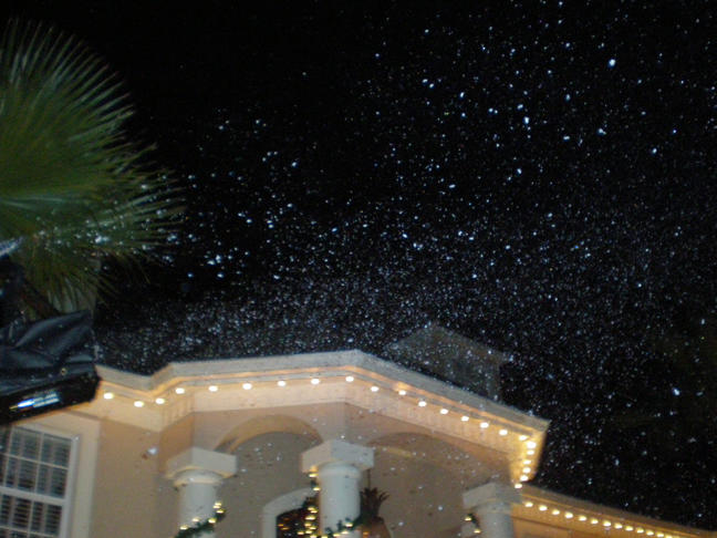 Add Snow to your Holiday Party in Arizona