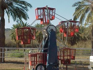 Rent a Ferris Wheel in Arizona