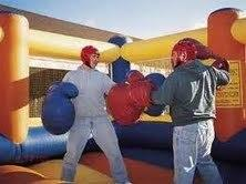Teen Bouncy Boxing Package