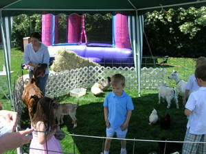 Special Easter Petting Zoo - min charge for up to 3 hours