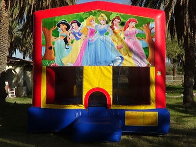 Fairy Tale Princesses Bounce