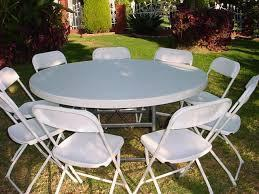 Round Table & Chair Package