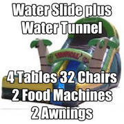 Water Slide Package - Best