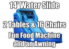 Water Slide Package - Better