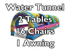 Water Slide Package - Good
