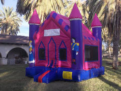 Pink Princess Castle 4