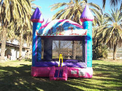 Pink & Purple Princess Castle