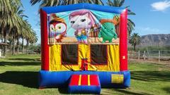 Sheriff Callie Bounce House
