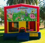 Spongeguy Bounce House
