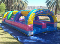 Wild Splash Double Slip n Slide
