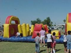 33ft Long Obstacle Course - SOLD