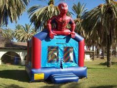 Super-Hero Bounce