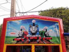 ttrain and friends banner