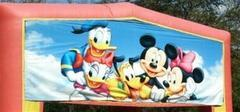 Mr. Mouse and Friends Banner