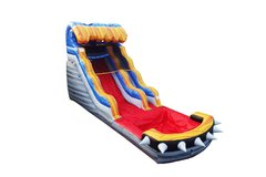 Rocker water slide