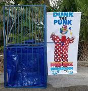 Dunk Tank with Dunk The Punk banner