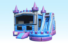 Enchanted Castle Combo with water slide