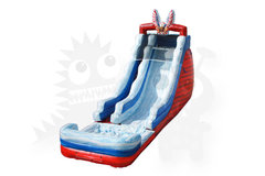 Screaming Eagle Water Slide