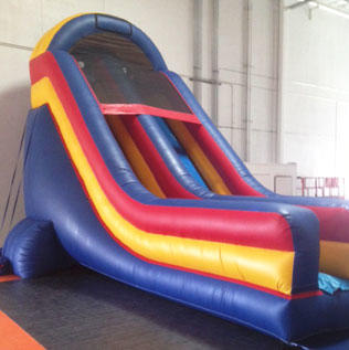 School Inflatable Slide