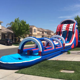 USA Super Slide