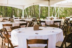 Tent Table and Chair Packages