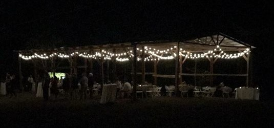 string lights wedding lights newnan