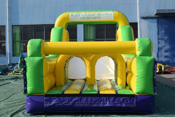 obstacle course rentals newnan