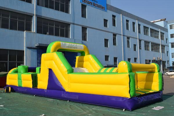 rent obstacle courses