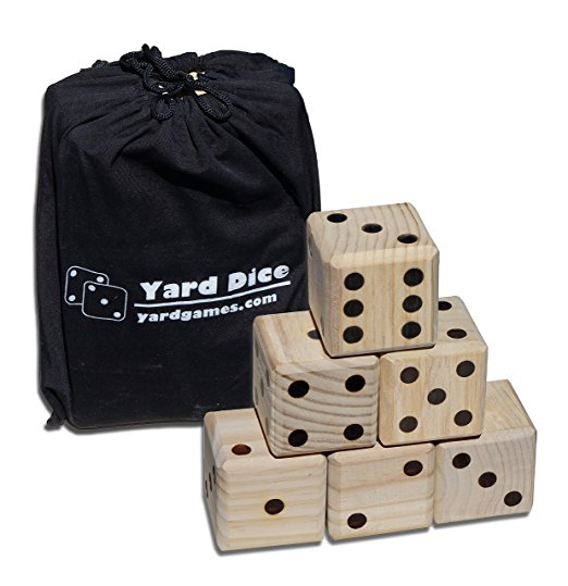 Yardzee Giant yard game rental
