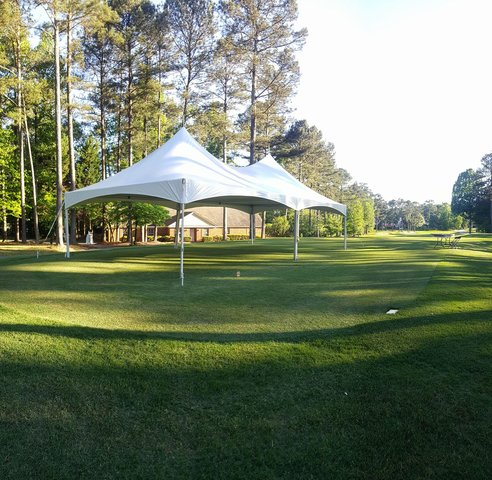 Tent Table and Chair Party Package