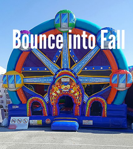 Bounce into Fall Package